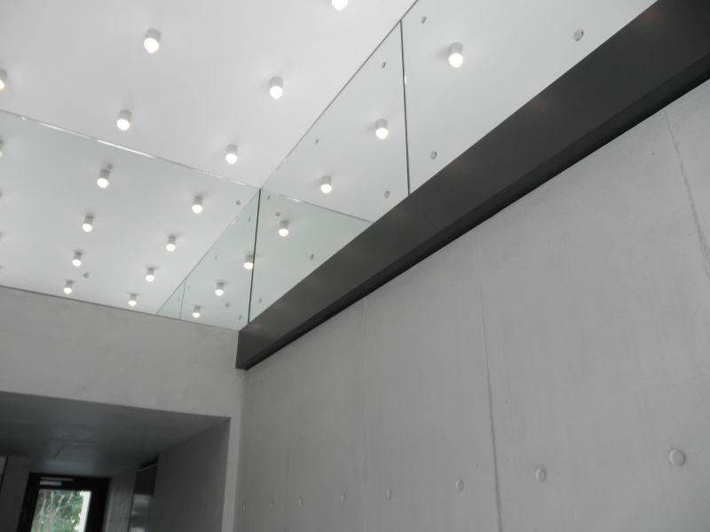Lichtkasten, MDF, anthrazit lackiert